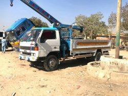 2 Ton Boom Truck With 6.5 Meter Boom