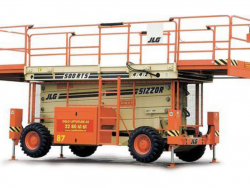 15 Meter Scissor Lift rental